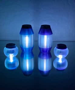 LED Cosmic Caps